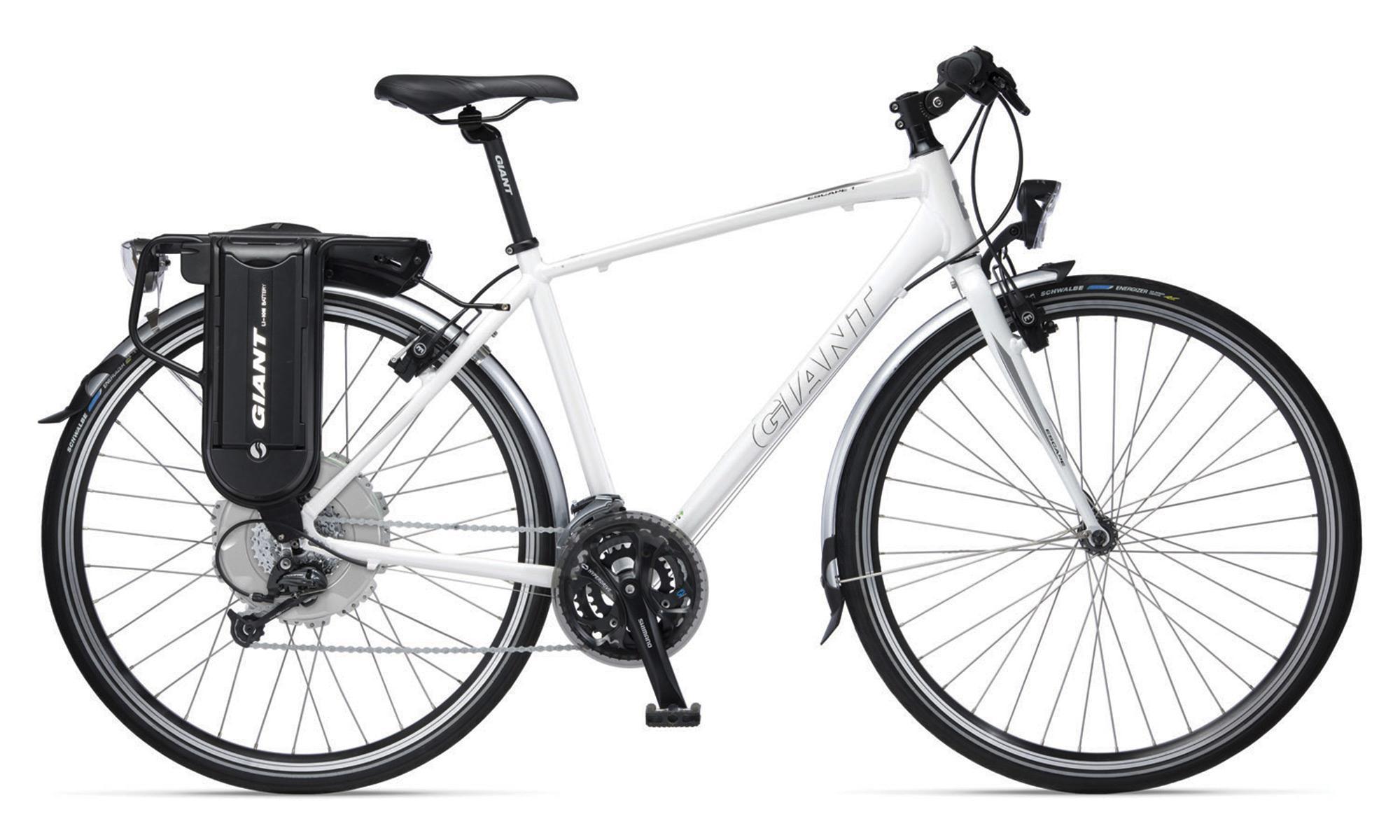 Giant Escape Hybrid1 2011 2013 Uk Electric Bikes